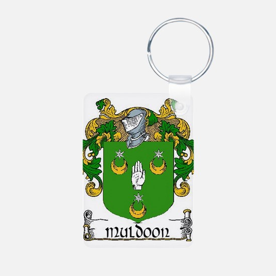 Muldoon Coat of Arms Keychains