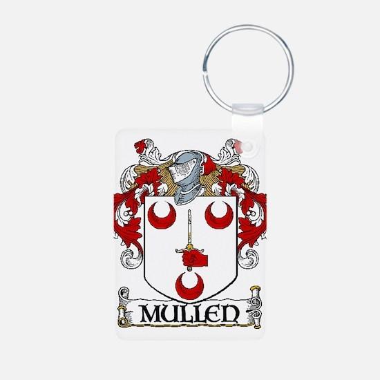 Mullen Arms Aluminum Photo Keychain