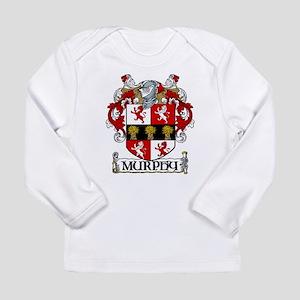Murphy Coat of Arms Long Sleeve Infant T-Shirt