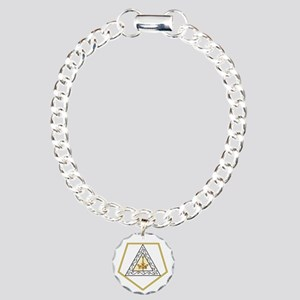 Grand Esther Charm Bracelet, One Charm