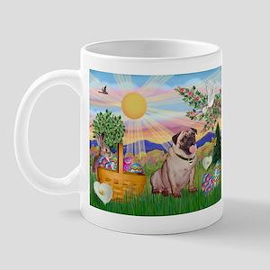 Easter Pug Mug