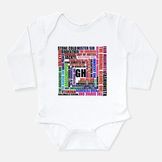 SPINELLI Long Sleeve Infant Bodysuit