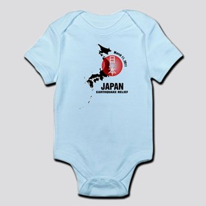 Japan Earthquake Relief Infant Bodysuit