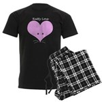 Ratty Love Men's Dark Pajamas
