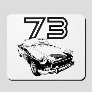1973 MG Midget Mousepad