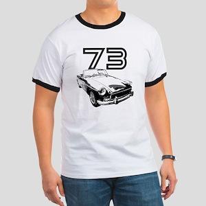 1973 MG Midget Ringer T