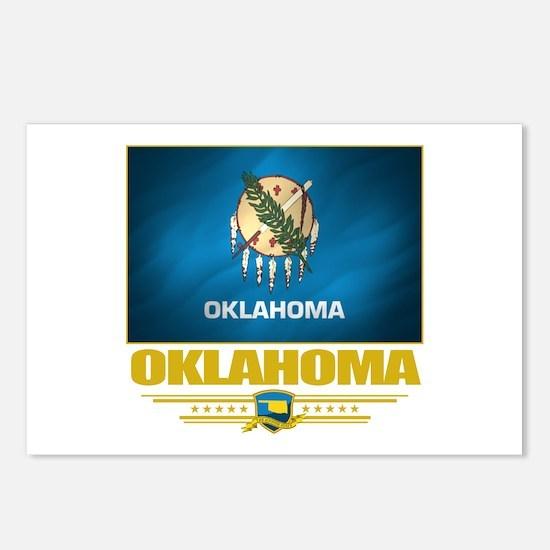 Oklahoma Pride Postcards (Package of 8)