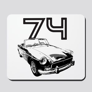 1974 MG Midget Mousepad