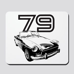 1979 MG Midget Mousepad