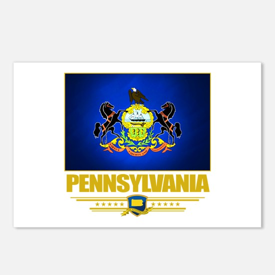 Pennsylvania Pride Postcards (Package of 8)