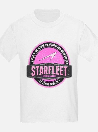 Vintage Starfleet Command Insignia T-Shirt