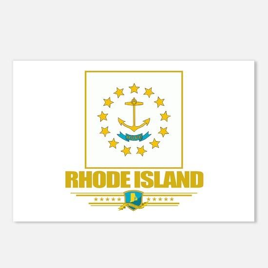 Rhode Island Pride Postcards (Package of 8)