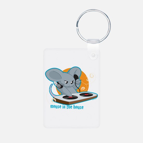 Mouse in the House Keychains