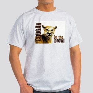 COUGAR - On The Prowl Light T-Shirt