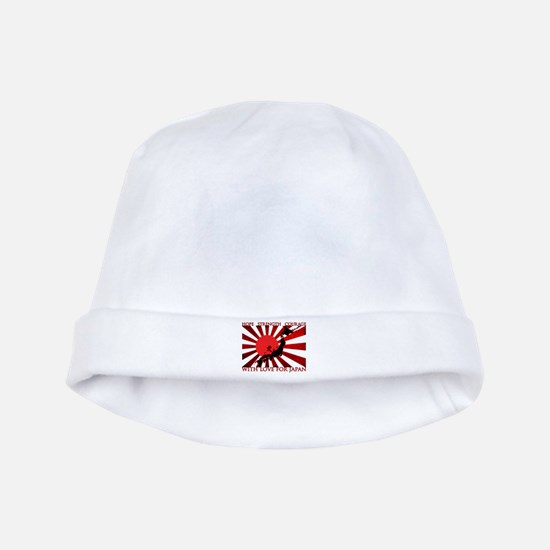 Relief for Japan baby hat