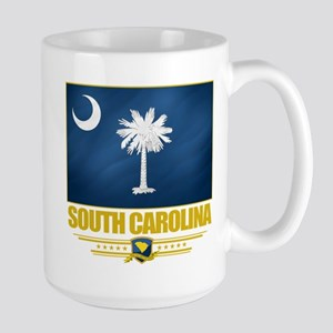 South Carolina Pride Large Mug