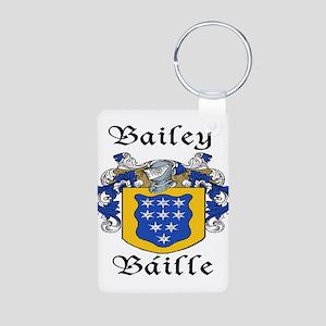 Bailey in Irish/English Aluminum Photo Keychain