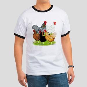 Sex-link Chicken Quintet Ringer T