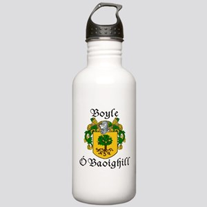 Boyle in Irish/English Stainless Water Bottle 1.0L