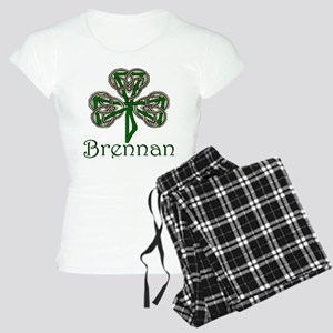 Brennan Shamrock Women's Light Pajamas