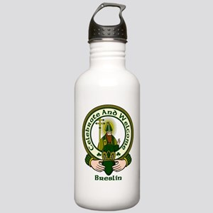 Breslin Clan Motto Stainless Water Bottle 1.0L