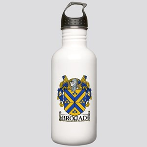Brogan Coat of Arms Stainless Water Bottle 1.0L