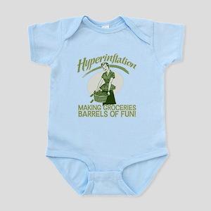 Inflation Infant Bodysuit