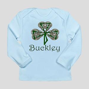 Buckley Shamrock Long Sleeve Infant T-Shirt
