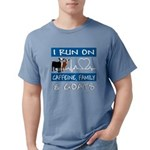 I Run on Goats! Mens Comfort Colors® Shirt