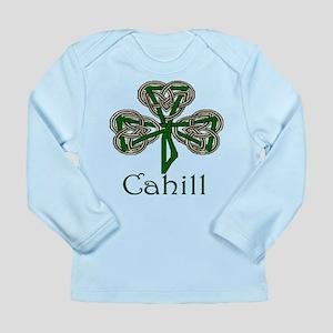 Cahill Shamrock Long Sleeve Infant T-Shirt