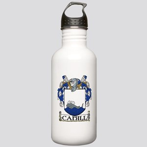 Cahill Coat of Arms Stainless Water Bottle 1.0L