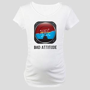 Bad Attitude Maternity T-Shirt