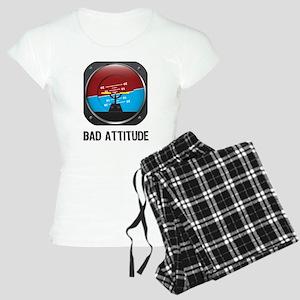Bad Attitude Women's Light Pajamas