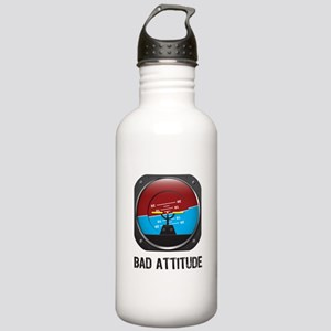 Bad Attitude Stainless Water Bottle 1.0L