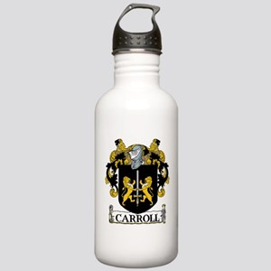 Carroll Coat of Arms Stainless Water Bottle 1.0L