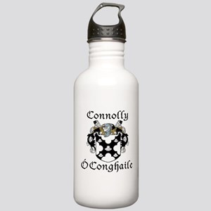 Connolly in Irish/English Stainless Water Bottle 1
