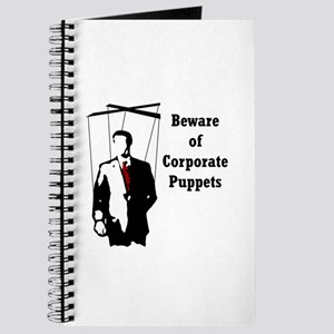 Corporate Puppet Journal