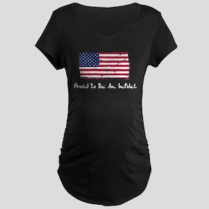 Infidel Maternity Dark T-Shirt