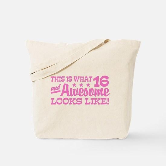 Funny 16th Birthday Tote Bag
