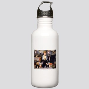 A Bar at Folies Bergere Stainless Water Bottle 1.0