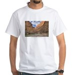 Colorado River - Grand Canyon White T-Shirt