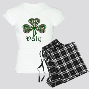 Daly Shamrock Women's Light Pajamas