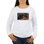The Grand Canyon Women's Long Sleeve T-Shirt