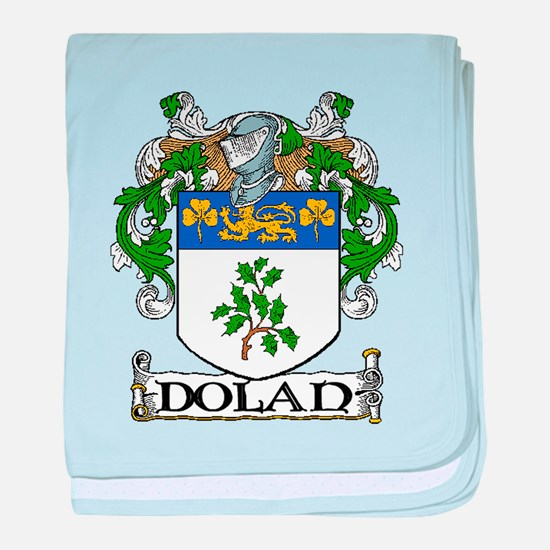 Dolan Coat of Arms baby blanket