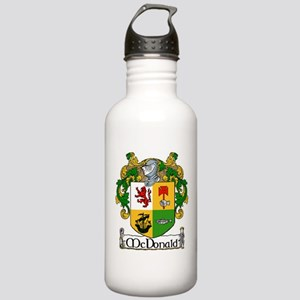 McDonald Coat of Arms Stainless Water Bottle 1.0L
