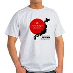 Japan Earthquake Relief Light T-Shirt