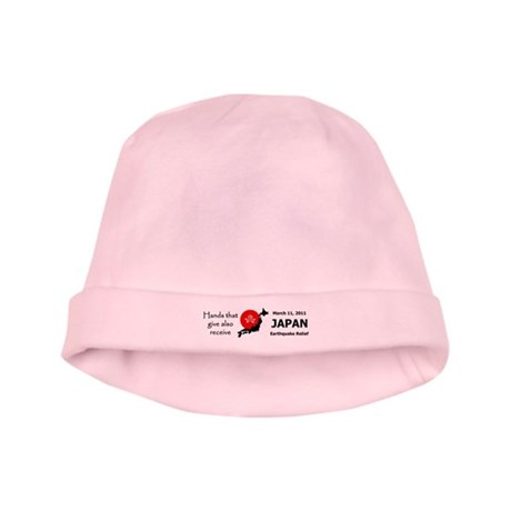 Japan Earthquake Relief baby hat