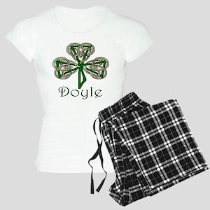 Doyle Shamrock Women's Light Pajamas
