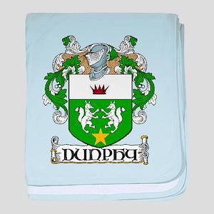 Dunphy Coat of Arms baby blanket