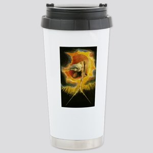 Ancient of Days Stainless Steel Travel Mug